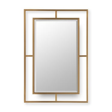 MING LARGE MIRROR, , hi-res