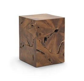 TREMONT PULL-UP SIDE TABLE, , hi-res