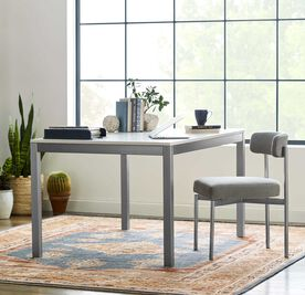 ESSENTIAL PARSONS DINING TABLE, , hi-res