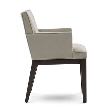 CAMERON ARM DINING CHAIR, PIPPIN - STONE, hi-res
