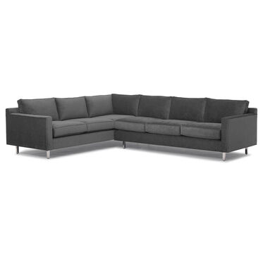HUNTER STUDIO SECTIONAL SOFA, , hi-res