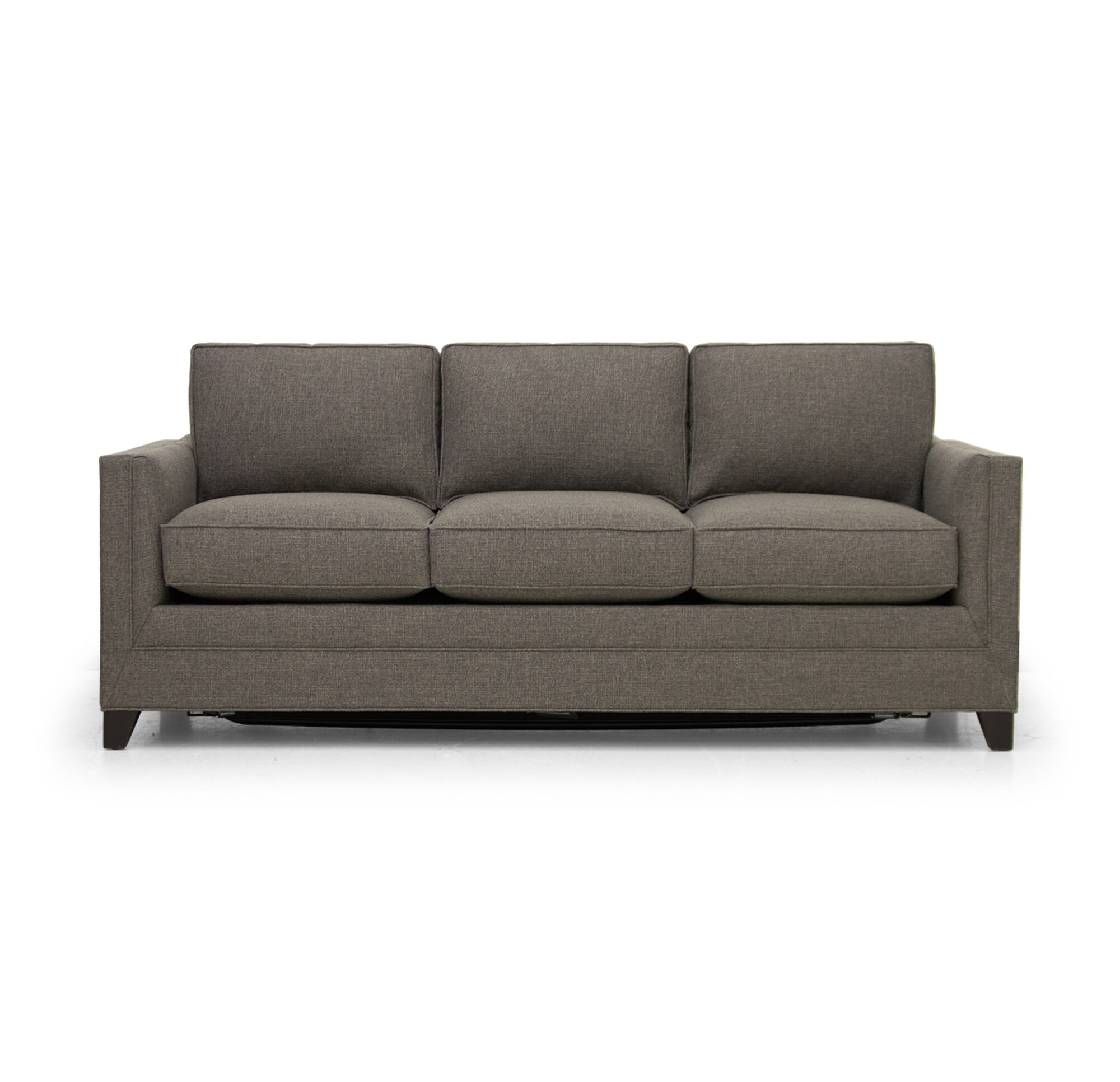 Reese Super Luxe Queen Sleeper Sofa ~ Sleeper Sofa With Real Mattress