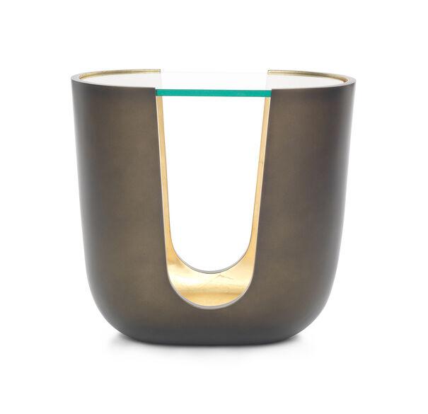 SOLEIL PULL-UP TABLE - BRONZE, , hi-res