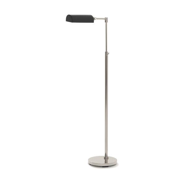 LELAND FLOOR LAMP - POLISHED NICKEL, , hi-res