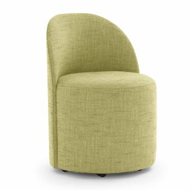 MARGAUX SIDE CHAIR, HOLLINS - LIME, hi-res
