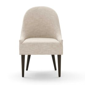 BELLA SIDE CHAIR, Performance Textured Linen - OATMEAL, hi-res