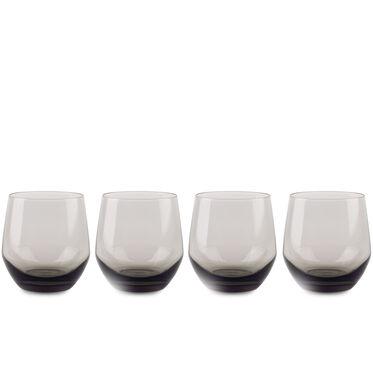 HANDBLOWN TUMBLER GLASSES - SET OF 4, , hi-res