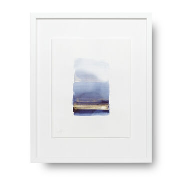 INDIGO AND MIST STORY WALL ART, , hi-res