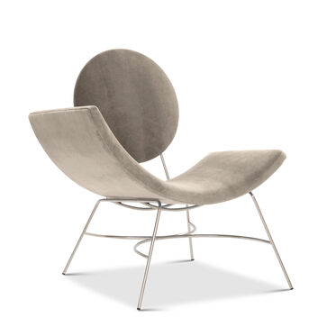 ELROY LEFT ARM CHAIR, BOULEVARD - TAUPE GRAY, hi-res