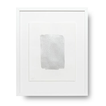 SILVER ARRAY DOT STORY WALL ART, , hi-res