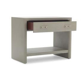 MALIBU SIDE TABLE - GRAY, , hi-res