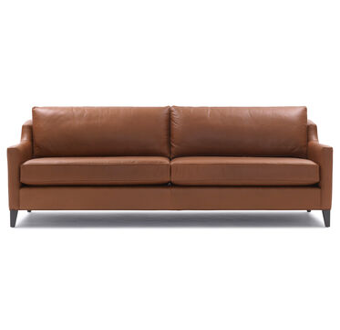GIGI LEATHER SOFA, , hi-res