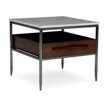 TRIBECA DRAWER SIDE TABLE, , hi-res