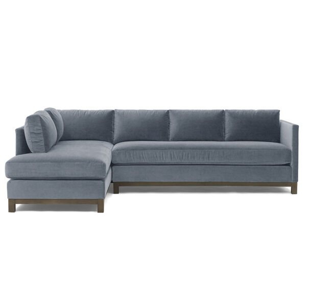 CLIFTON RIGHT SECTIONAL, VIVID - AZURE, hi-res