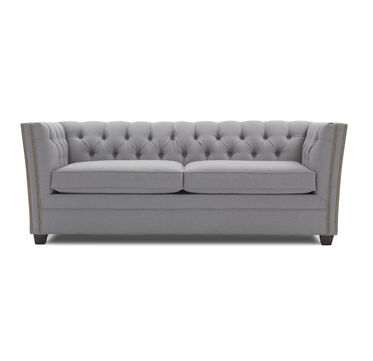 FIONA LUXE QUEEN SLEEPER SOFA, PHIPPS - HEATHER, hi-res