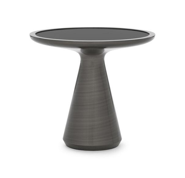 ADDIE SIDE TABLE - PEWTER, , hi-res