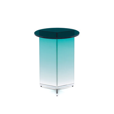 CLEO PULL-UP TABLE - EMERALD, , hi-res