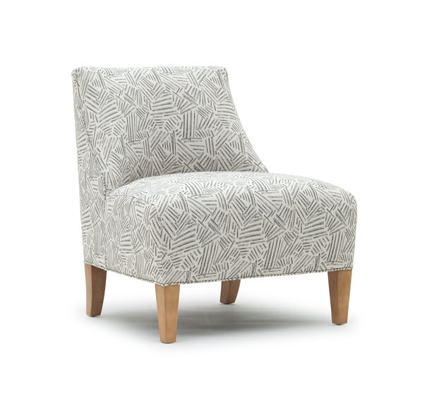 IRIS CHAIR, KORBY - PEWTER, hi-res