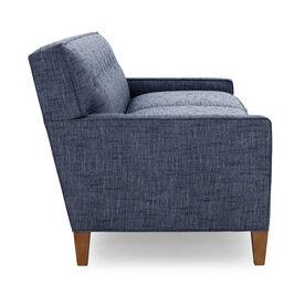 DEXTER  SOFA, Textured Weave - INDIGO, hi-res