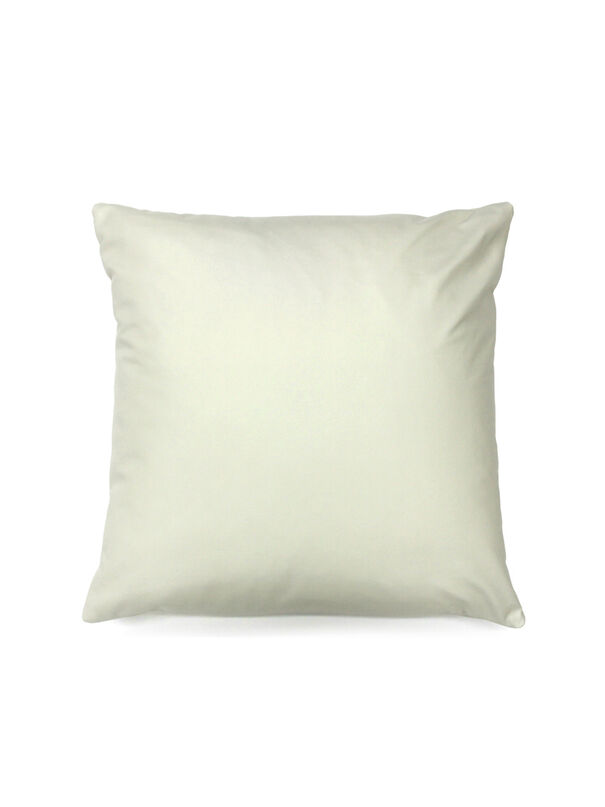 21 IN. LEATHER SQUARE THROW PILLOW, , hi-res