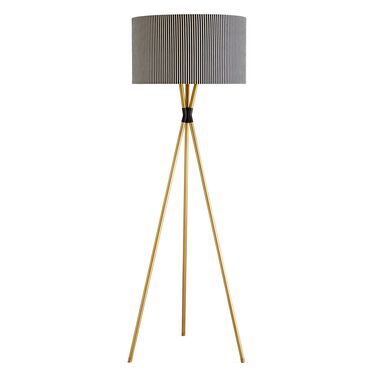 MADRAS FLOOR LAMP, , hi-res
