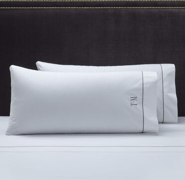TRANQUILITY MONOGRAM PILLOW CASES , , hi-res