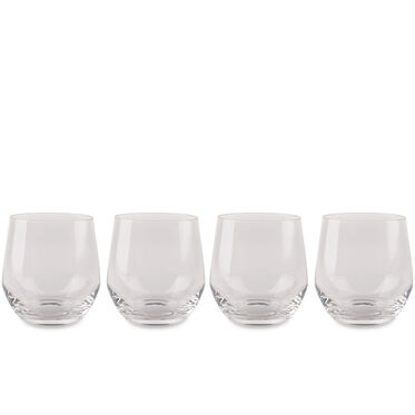 HANDBLOWN TUMBLER GLASSES - SET OF 4, , hi-res