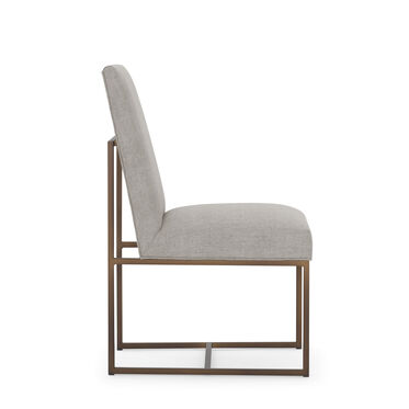 GAGE LOW DINING CHAIR, COSTA - TAUPE, hi-res