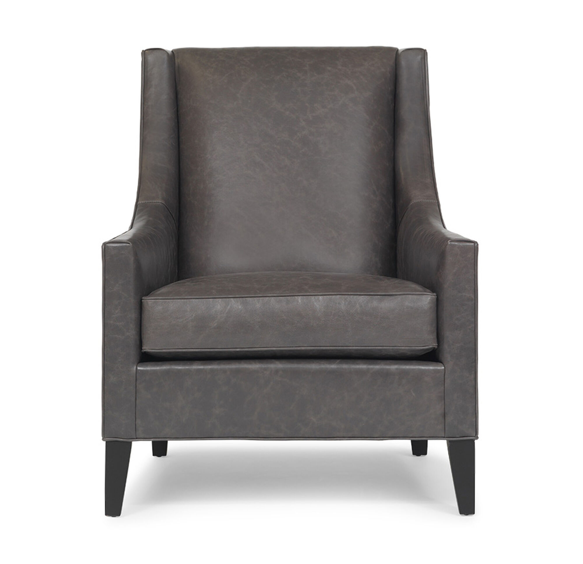 CARA LEATHER TALL CHAIR