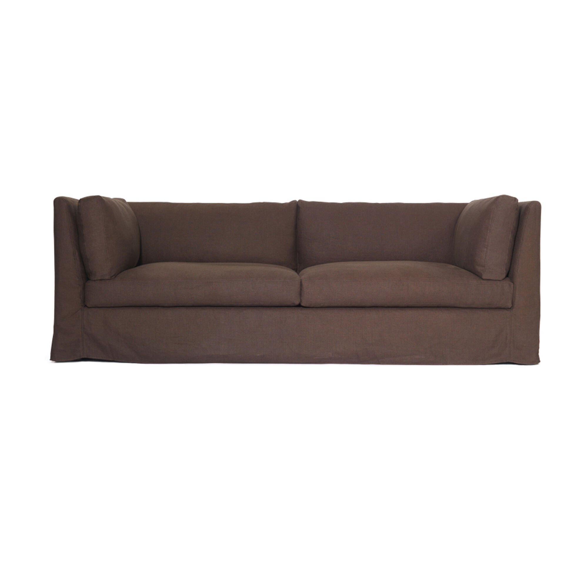 franco slipcover sofa. Black Bedroom Furniture Sets. Home Design Ideas
