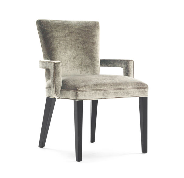 SIDNEY ARM DINING CHAIR, BODEN - TAUPE, hi-res