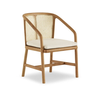 SEDONA DINING CHAIR WITH CUSHION, , hi-res