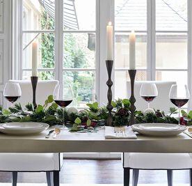HANDBLOWN RED WINE GLASSES - SET OF 4, , hi-res