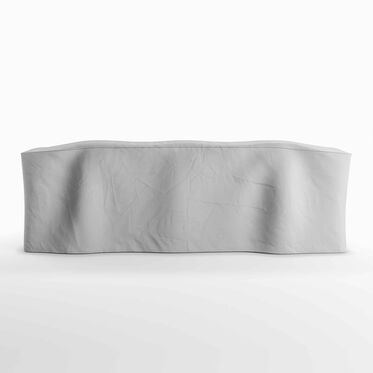 DEL MAR OUTDOOR RECTANGLE DINING TABLE COVER, , hi-res
