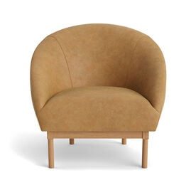 ROSE LEATHER CHAIR