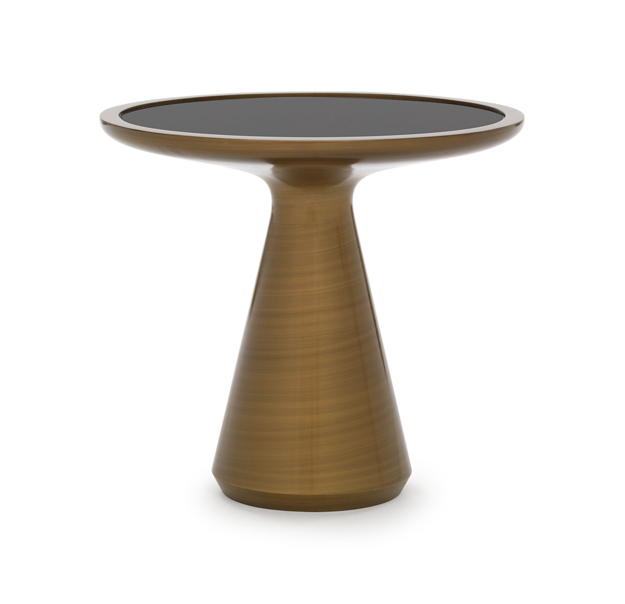 Addie side table bronze for Epl table 99 00