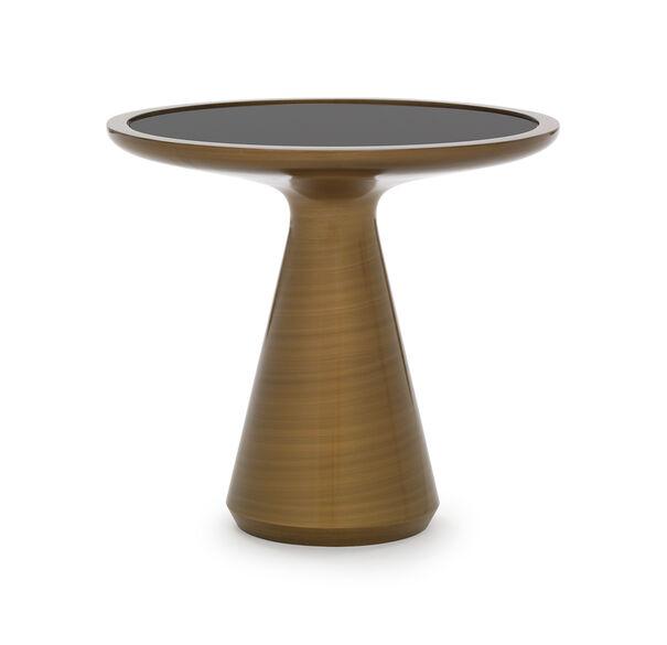 ADDIE SIDE TABLE - BRONZE, , hi-res