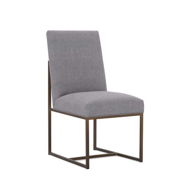 GAGE LOW DINING CHAIR, COSTA - STORM, hi-res