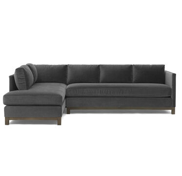 CLIFTON RIGHT SECTIONAL, VIVID - CHARCOAL, hi-res