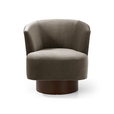 COSTELLO FULL SWIVEL CHAIR, BOULEVARD - CAFE, hi-res
