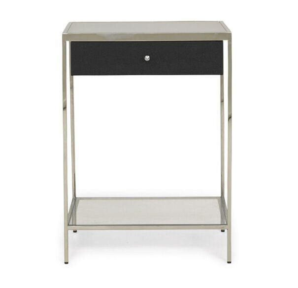 MANNING 20 SIDE TABLE - CAVIAR, , hi-res