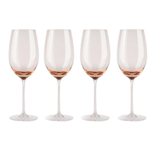 HANDBLOWN WHITE WINE GLASSES - SET OF 4, , hi-res