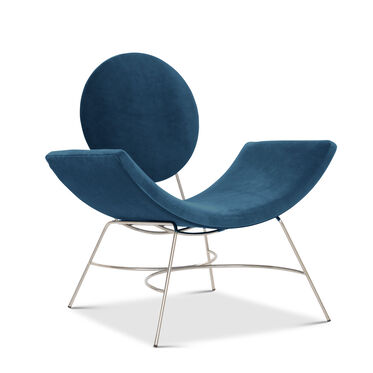 ELROY CHAIR, BOULEVARD - DEEP BLUE, hi-res