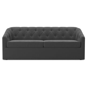LANDRY DIAMOND TUFTED SLEEPER, PIPPIN - CHARCOAL, hi-res