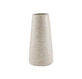 TALL SPECKLED VASE, , hi-res