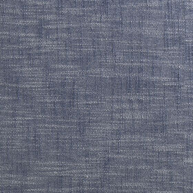 Performance Textured Linen - INDIGO
