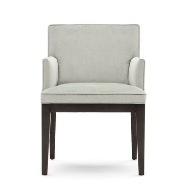 CAMERON ARM DINING CHAIR, PIPPIN - SILVER, hi-res