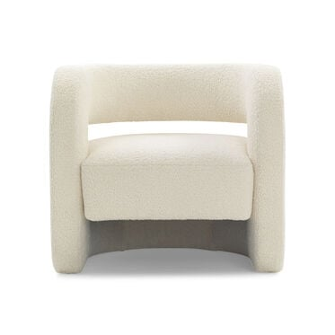 KIRBY CHAIR, SHERPA - NATURAL, hi-res