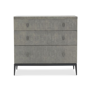 SMALL SOLANGE 3 DRAWER CHEST - GRAY, , hi-res