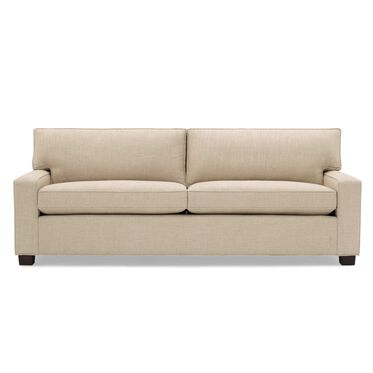 ALEX QUEEN SLEEPER SOFA, WINGATE - LINEN, hi-res